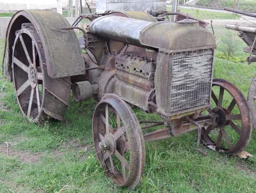 Auto Forson 1923