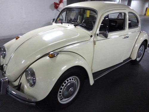 Auto Volswagen Escarabajo Fusca