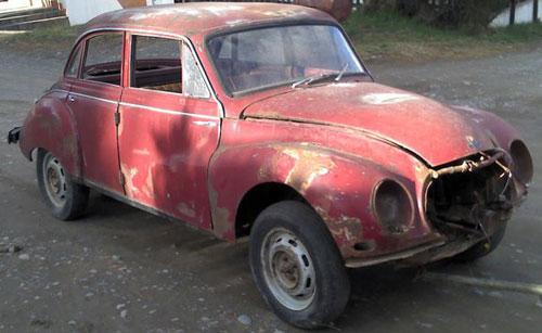 Auto DKW 3-6
