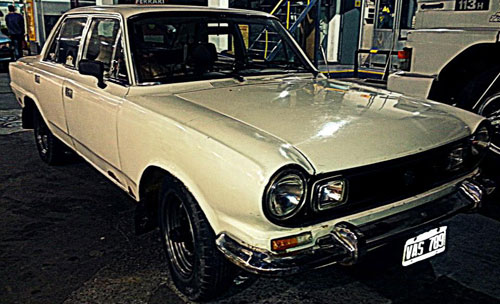 Car Torino Sedán 1975