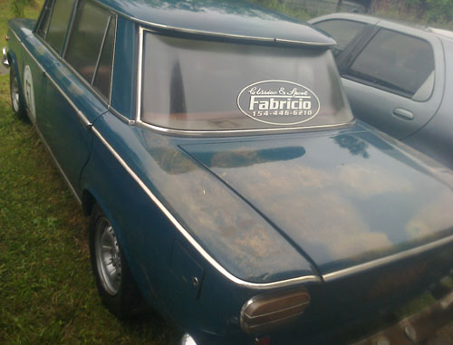 Car Fiat Berlina
