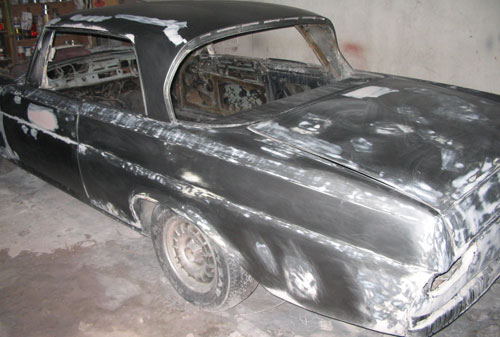 Auto Mercedes Benz 300 Coupé