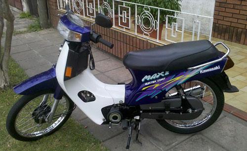 Auto Kawasaki Neo Max II