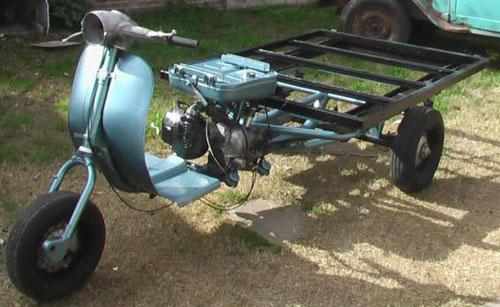 Moto Franbretta 175
