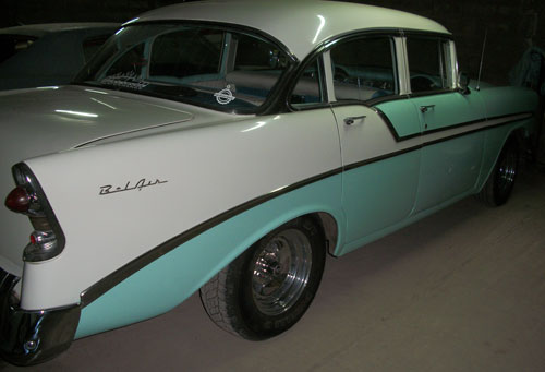 Car Chevrolet Bel Air