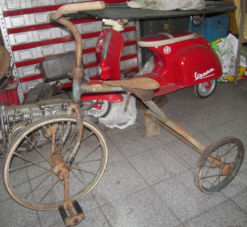Bicicleta Triciclo Triciclo