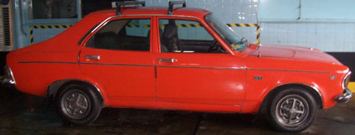 Car Volkswagen Dodge 1500 1,8