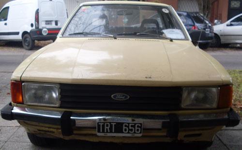 Auto Ford Taunus L 2.0