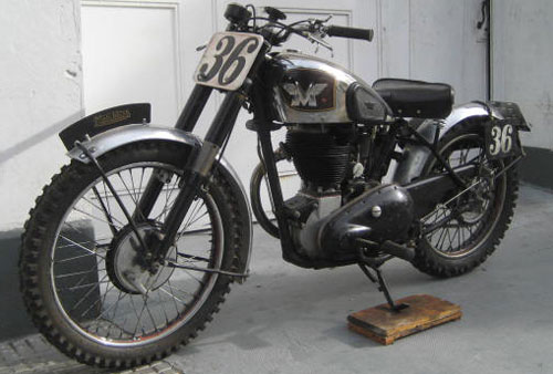 Moto Matchless G80 Competition