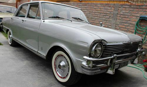 Car Chevrolet Super