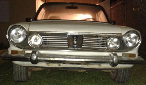 Auto IKA Torino TS