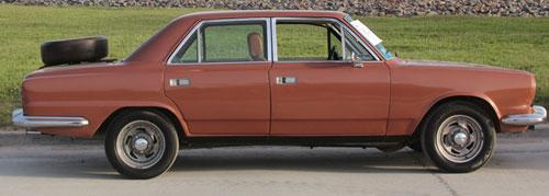 Car Torino Grand Routiere