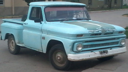Car Chevrolet 1968