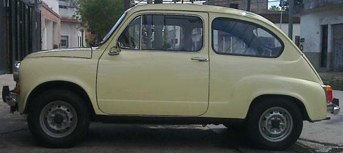 Auto Fiat 600 S