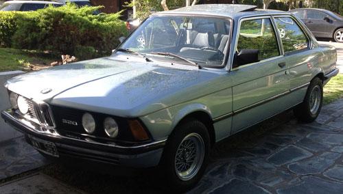 Auto BMW 1980