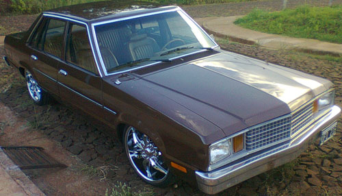 Car Ford Fairmont