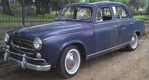 Auto Peugeot 403