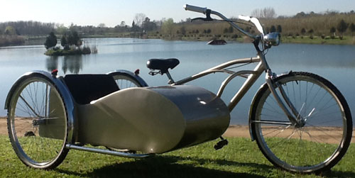 Bicicleta Bicicleta Sidecar