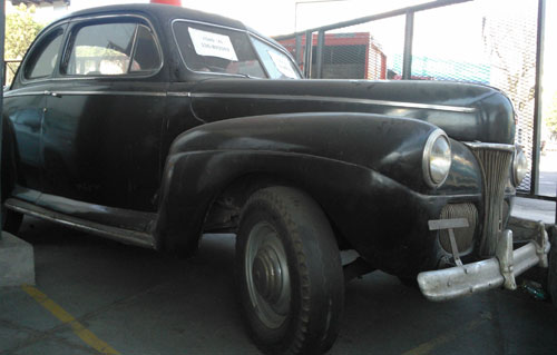 Auto Ford Coupé Deluxe 1941