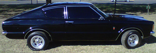 Auto Ford Taunus GT