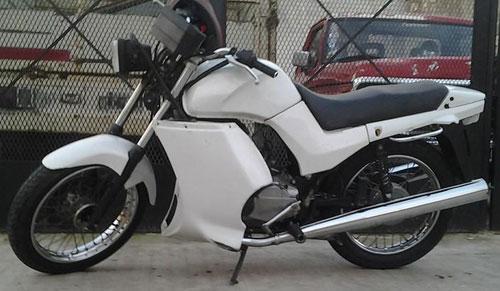 Moto Jawa Sport