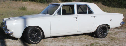 Car Dodge Valiant 3