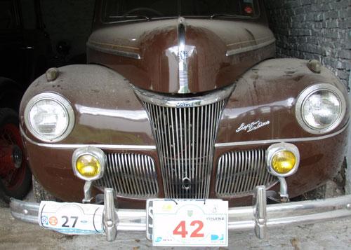 Auto Ford 1941