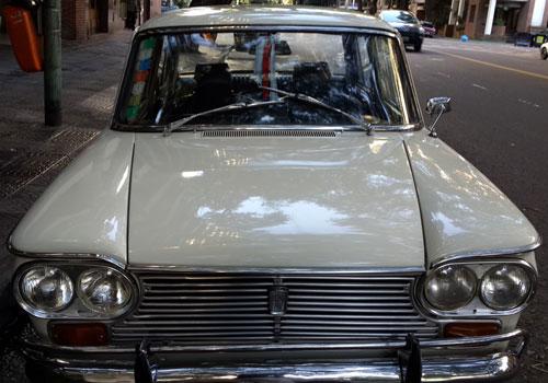 Auto Fiat 1500 Berlina 1969