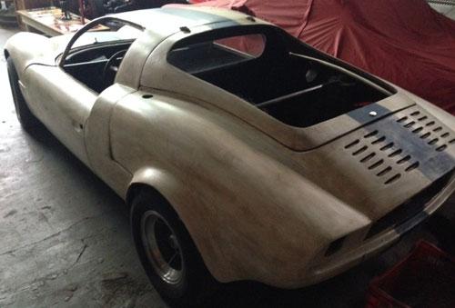 Auto Andino GT