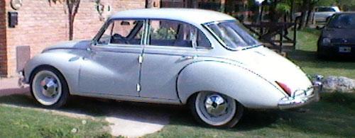 Car DKW 1966