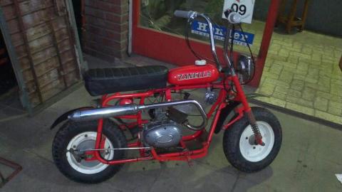 Motorcycle Zanella Vaifromeo