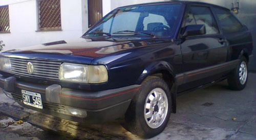 Auto Volkswagen Gol GL Full 1994 Gnc