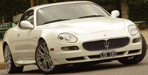 Auto Maserati Gransport