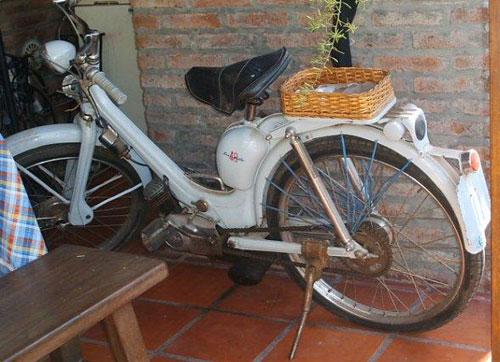 Moto Siambretta Siam 48