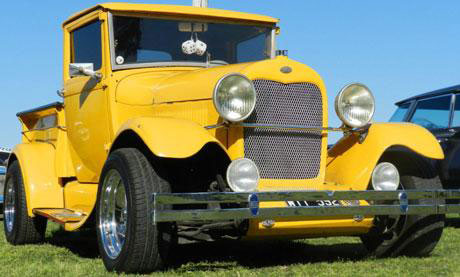 Auto Ford 1929 Pick Up