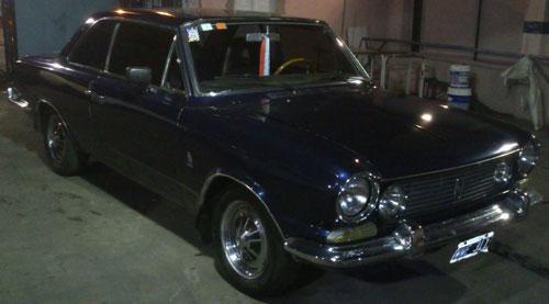 Car Torino 380 Coupé