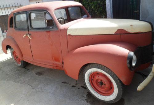 Auto Studebaker Champion 1940