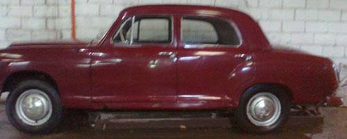 Auto Mercedes Benz 180