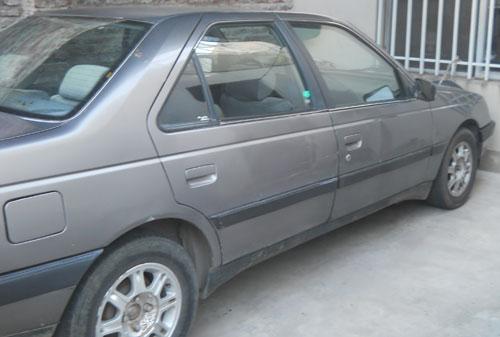 Car Peugeot 405 SR 1993