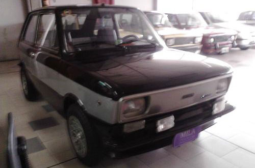 Car Fiat 133 Iava