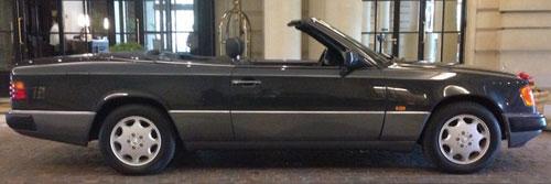 Auto Mercedes Benz 300 CE-24
