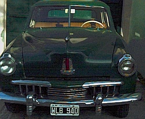Car Studebaker Champion