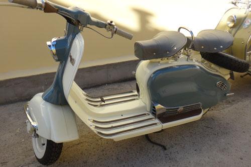 Moto Lambreta 150