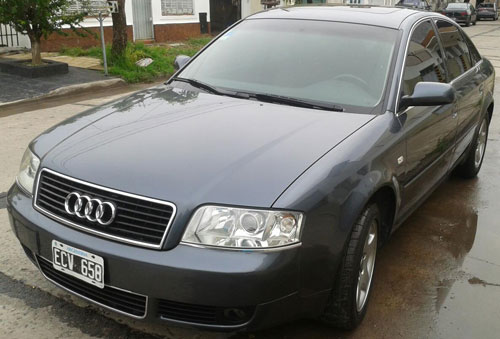 Car Audi A6 2.4 V6 Multitronic