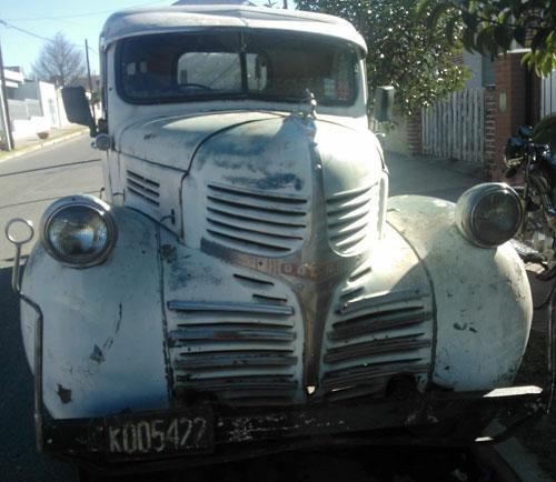 Auto Dodge 1942