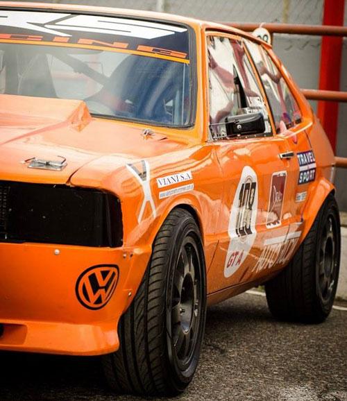 Auto Volkswagen Scirocco (Racing)