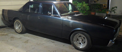 Auto Dodge Coronado