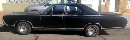 Car Ford Fairlane