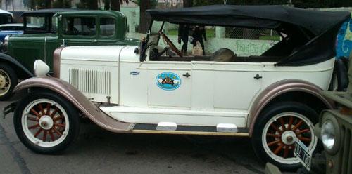 Car Chevrolet 1928