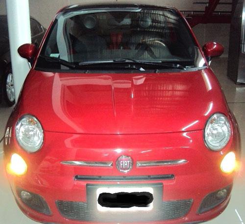 Auto Fiat Sport MT 2012
